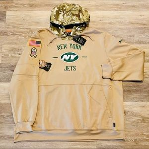 Nike New York Jets 2019 Salute to Service Hoodie